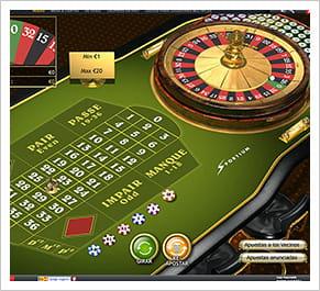 Ruleta europea online móvil del casino Betsson es-894460