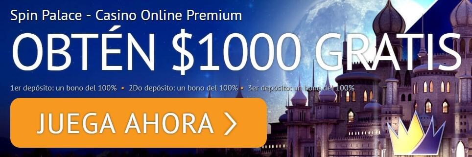 Spin palace casino gratis noticias del 888-49785