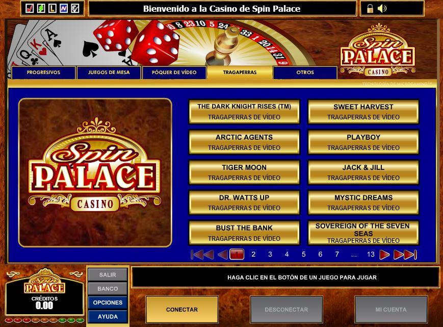 Spin palace casino gratis reseña de Dominicana-655604