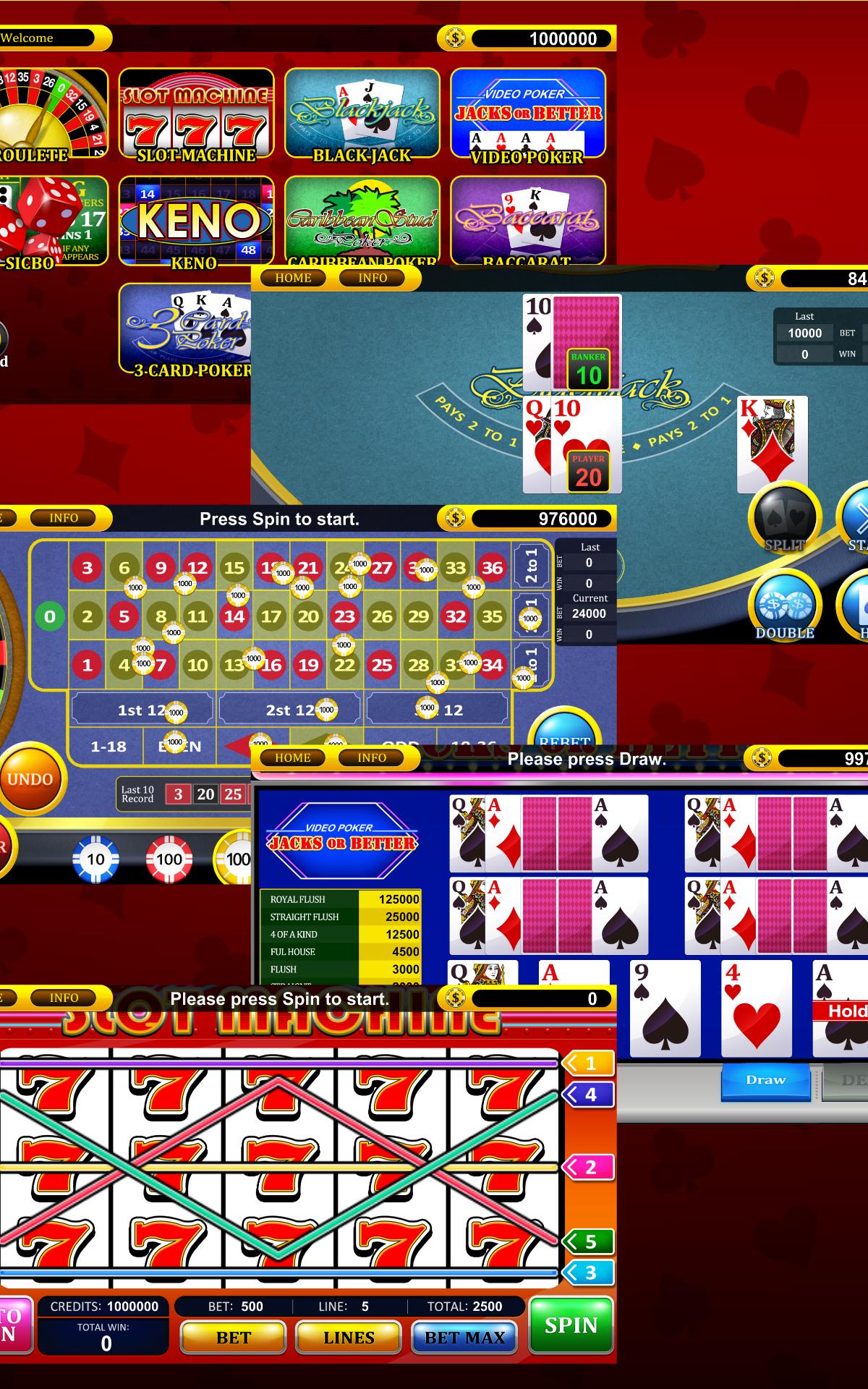 Tipos de poker de blackjack funcionamiento-454791