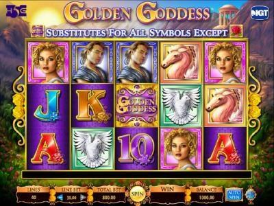 Tiradas gratis Thunderkick golden goddess jugar-332369