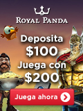 Tragamonedas gratis royal panda en Betclic-268257