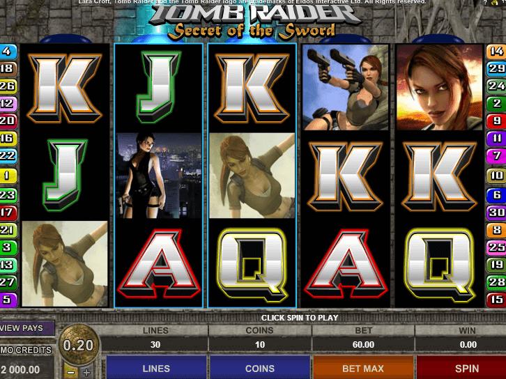 Tragamonedas gratis Tomb Raider bingo online-531058