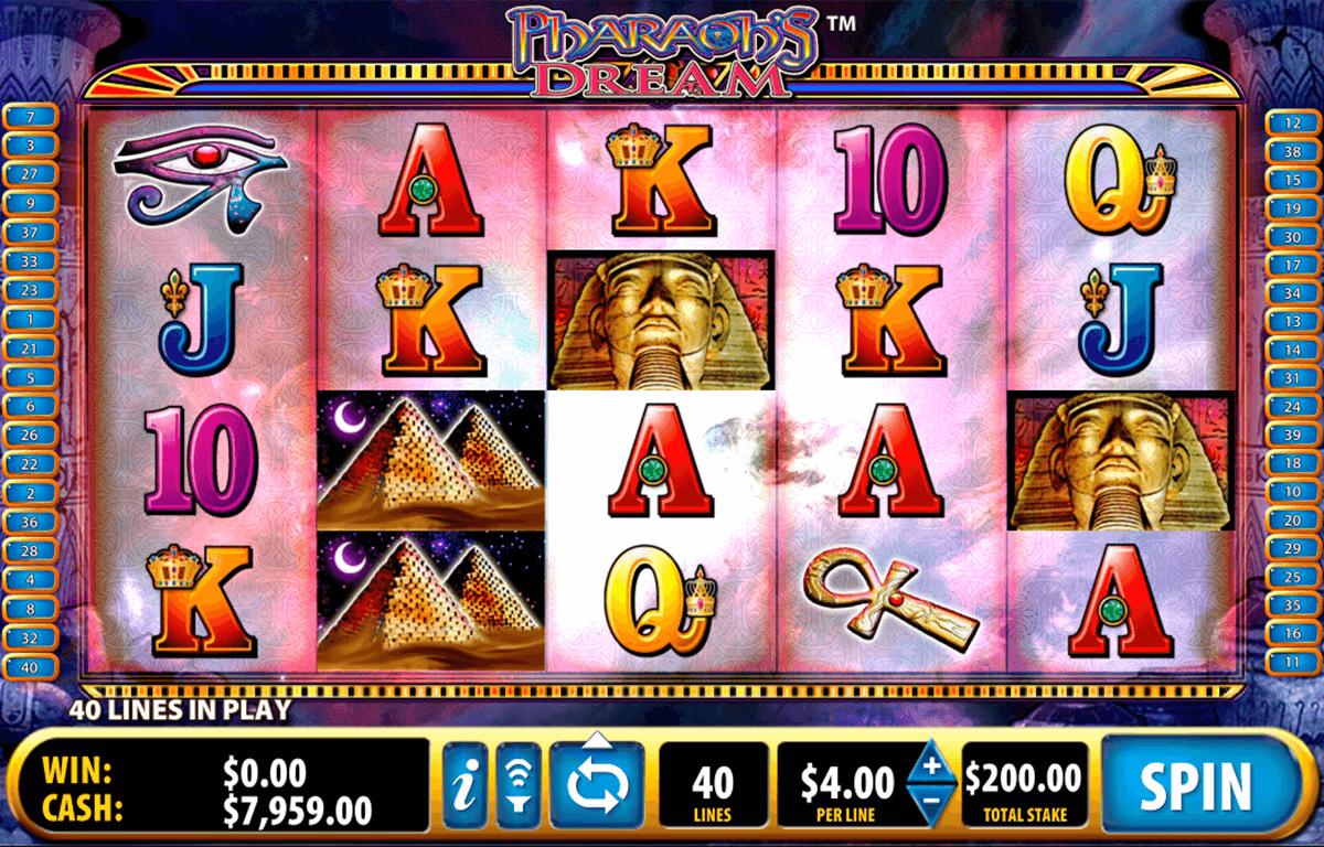 Tragamonedas pharaohs casino online confiable Temuco-409651