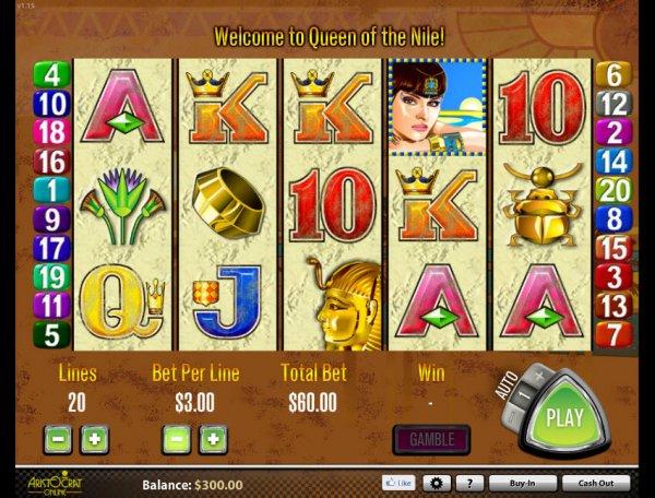 Tragamonedas queen of the nile américa Latina casino online-273195