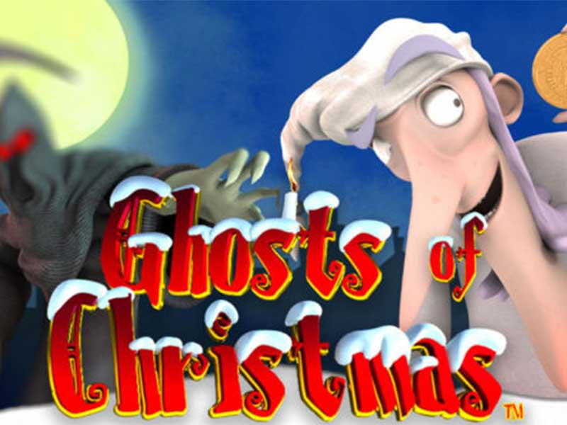 Tragaperra Ghosts of Christmas netbet poker-116860