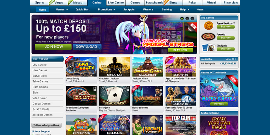 Unibet online casino William Hill-747236