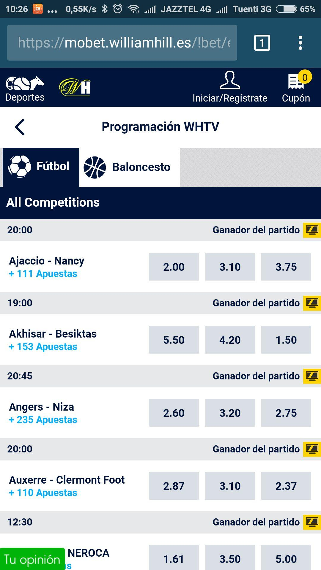 William hill 150 juegos VeraJohn com-923265