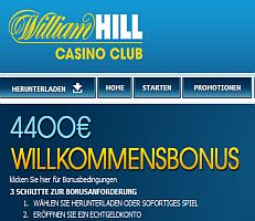 William hill casino club juegos Joreels com-655555