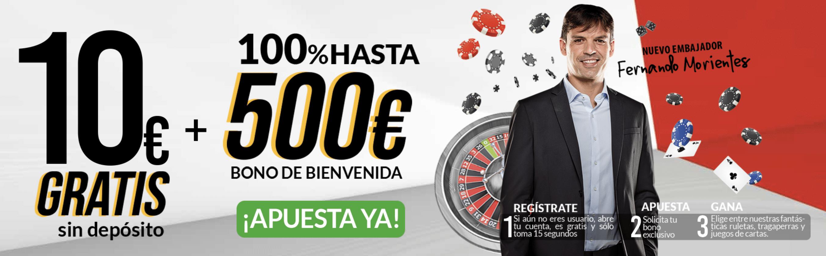 Win casino bono 50 % que son las cuotas en apuestas-161068
